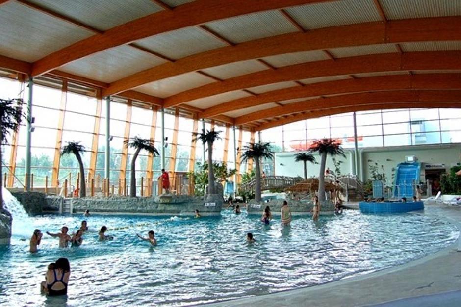Trwa remont we wrocławskim aquaparku