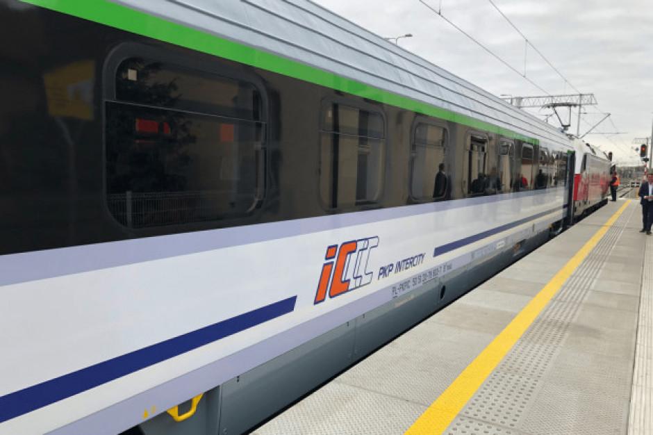 Jak będą wyglądały połączenia kolejowe z Centralnym Portem Komunikacyjnym?