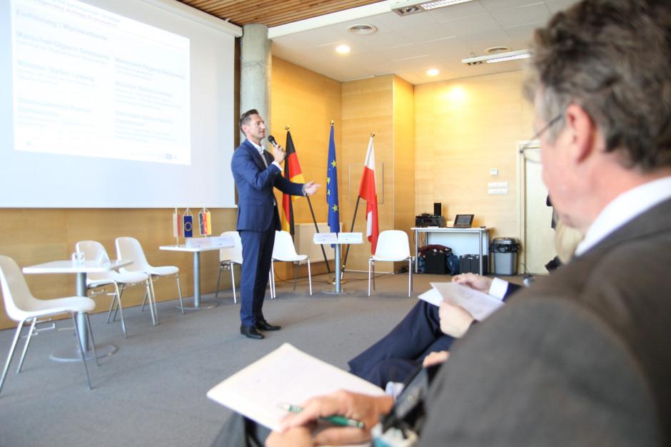 Euroregion Pomerania ma zagwarantować rozwój pogranicza