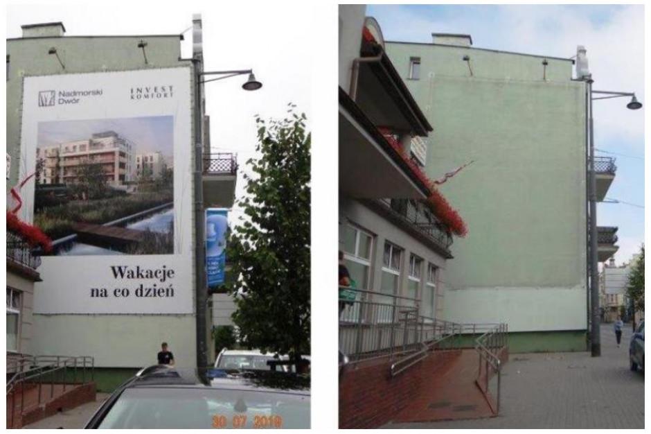 Sopot pozbył się wielkich banerów reklamowych