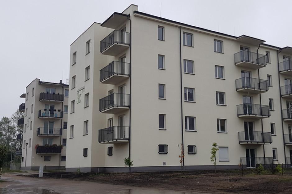 Nowe miejskie mieszkania w Bydgoszczy