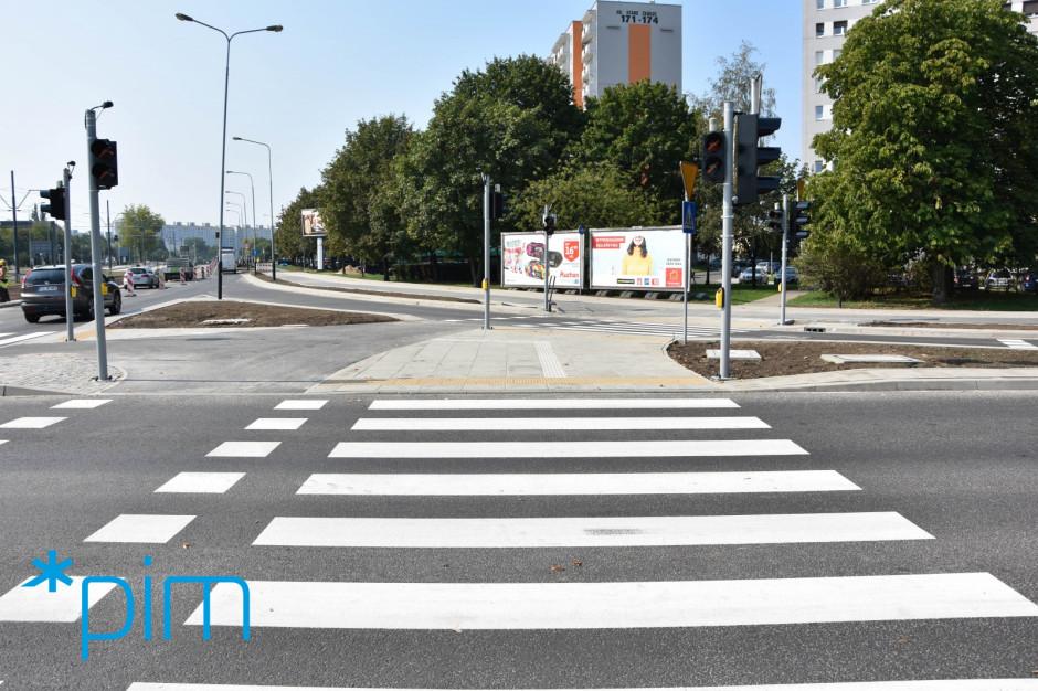 Nowa organizacji ruchu na ważnym poznańskim skrzyżowaniu