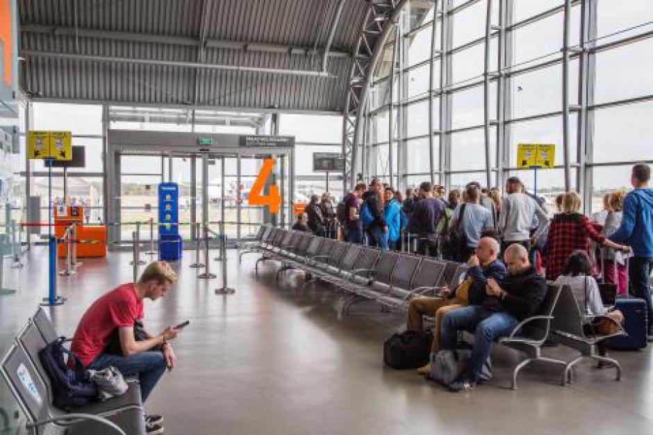 Lotnisko w Modlinie chwali się rekordami