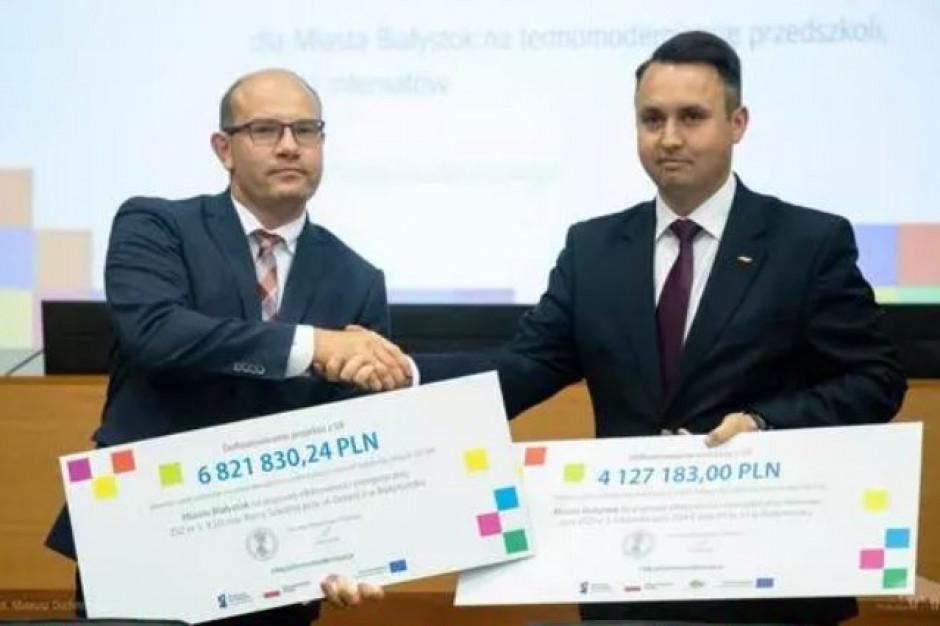 Miejskie termomodernizacje za 26 mln zł