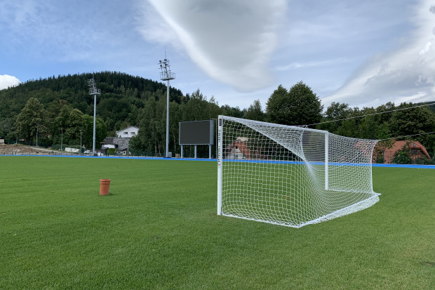 Stadion w Karpaczu (fot. umwd)