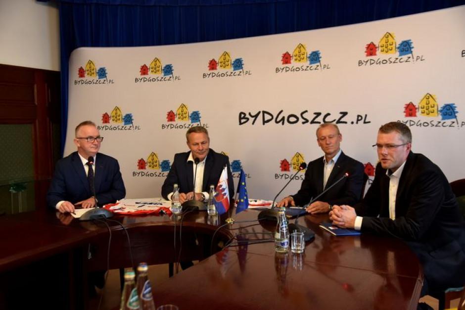 Bydgoscy siatkarze pozyskali sponsora. Prezydent nie kryje zadowolenia