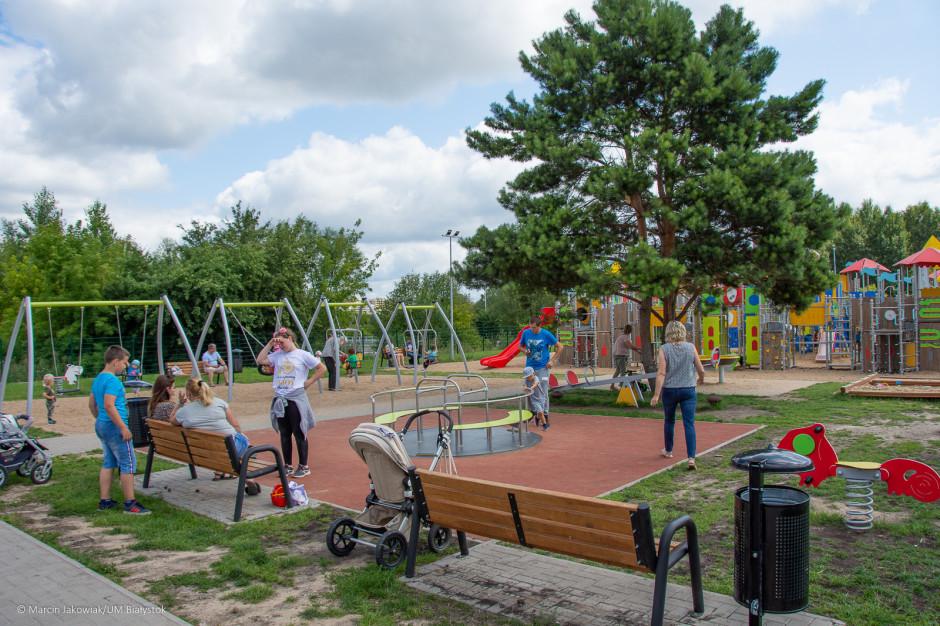 Białystok buduje nowy plac zabaw