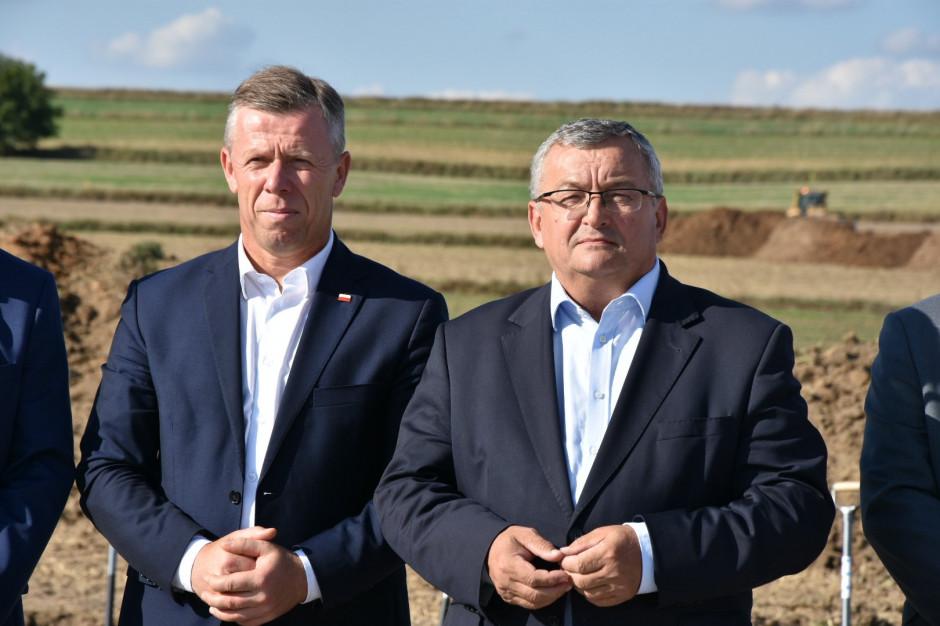 Budowa drogi ekspresowej S7 Widoma–Szczepanowice oficjalnie rozpoczęta