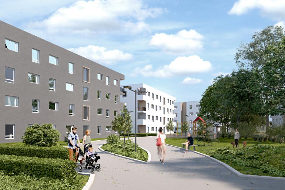 Tak będą wyglądały Mieszkania plus w Skawinie