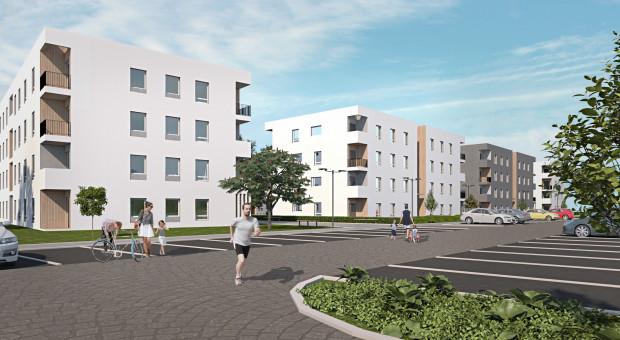 Mieszkanie Plus w Skawinie (fot.mat.prasowe)