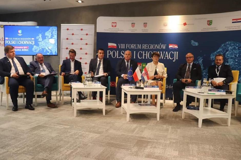 Jak inwestować środki unijne? Forum Regionów Polski i Chorwacji