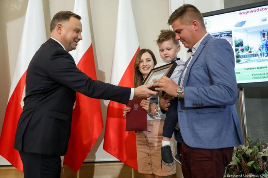 Prezydent Andrzej Duda: polska wieś staje się wizytówką kraju