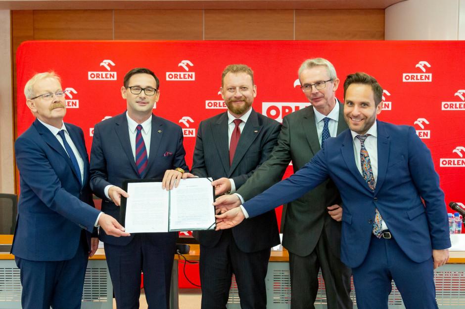 Orlen uruchamia program profilaktyki zdrowotnej dla mieszkańców Płocka