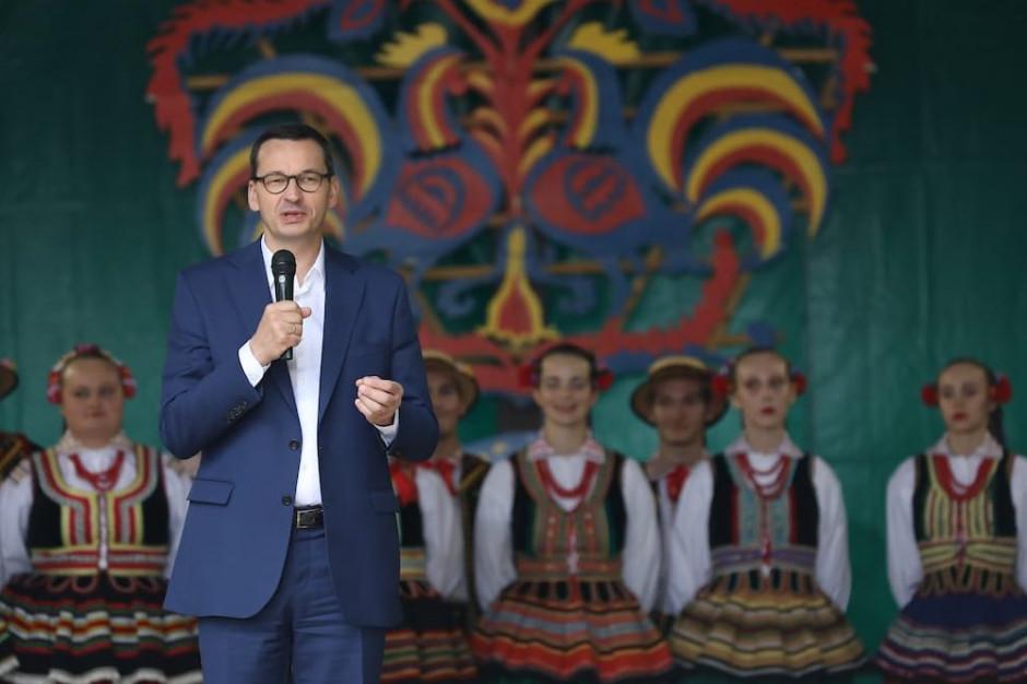 Mateusz Morawiecki: Wyremontowane drogi to nowe możliwości rozwojowe