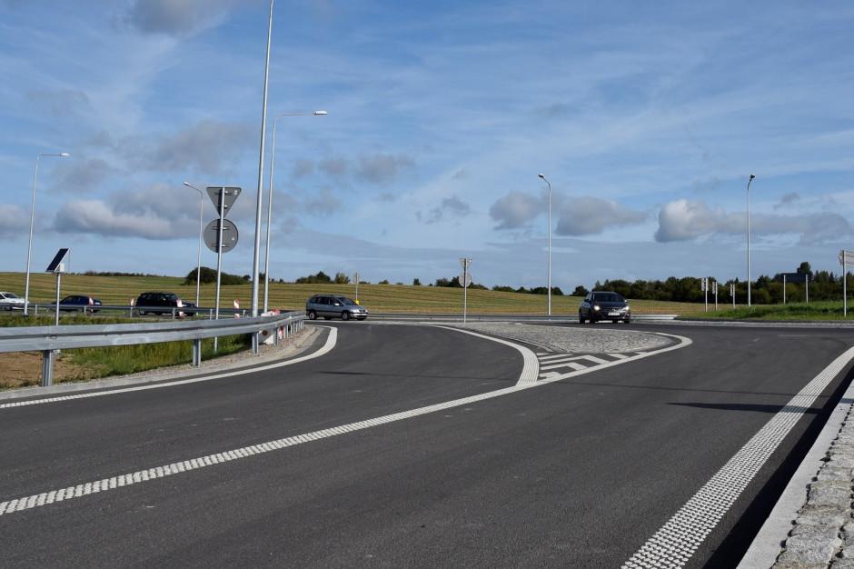Olsztyn: Oddano do użytku odcinek drogi na Szczytno