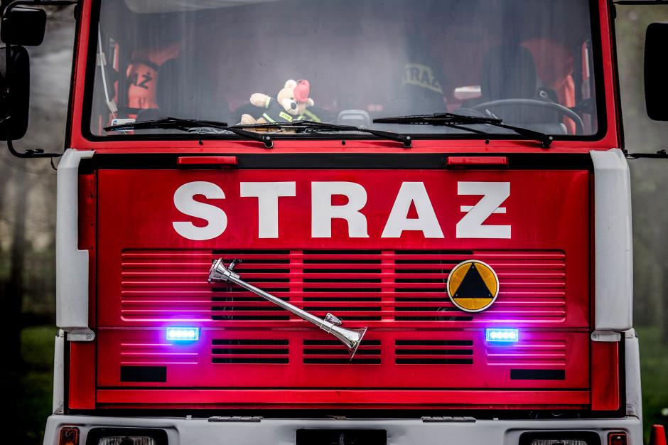 PiS zamierza wzmocnić Ochotnicze Straże Pożarne