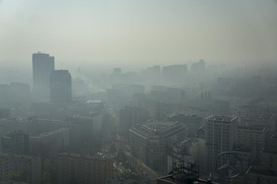 Zakaz palenia węglem w Warszawie. Samorządowcy podejmą temat?