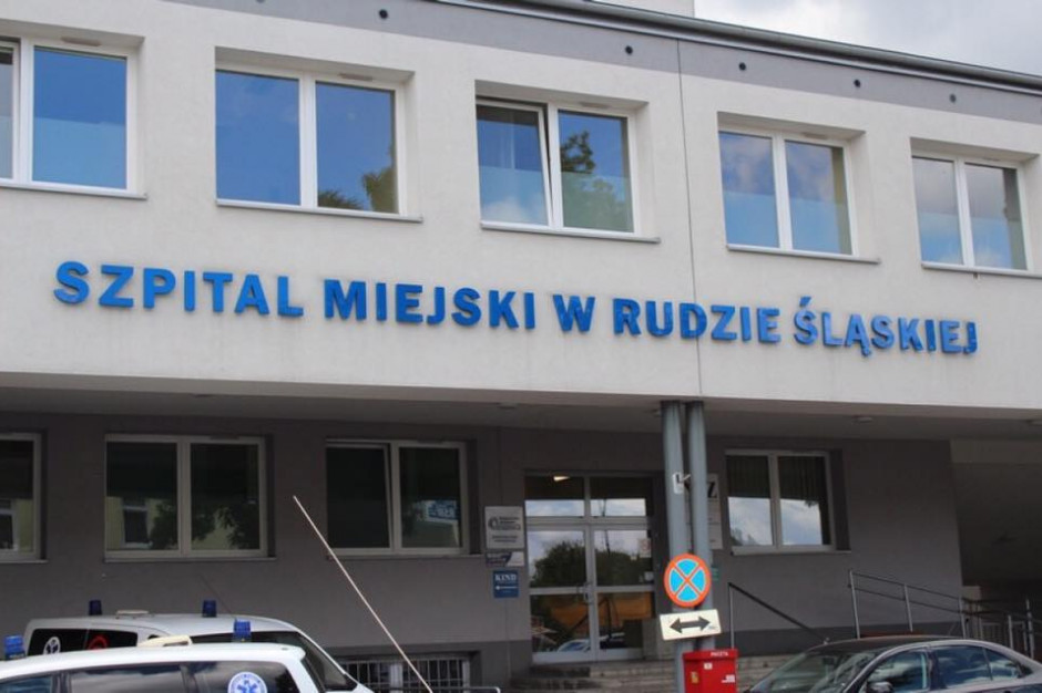 Oddział neurologiczny szpitala miejskiego w Rudzie Śląskiej wznowi działalność w grudniu