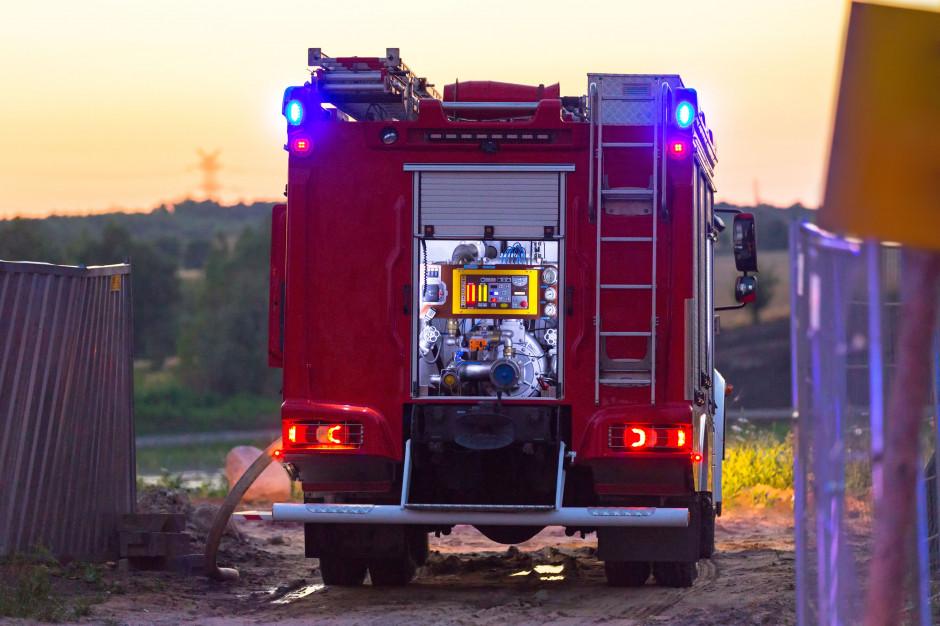 Straż Pożarna podsumowała długi weekend: najtragiczniejszym dniem był piątek
