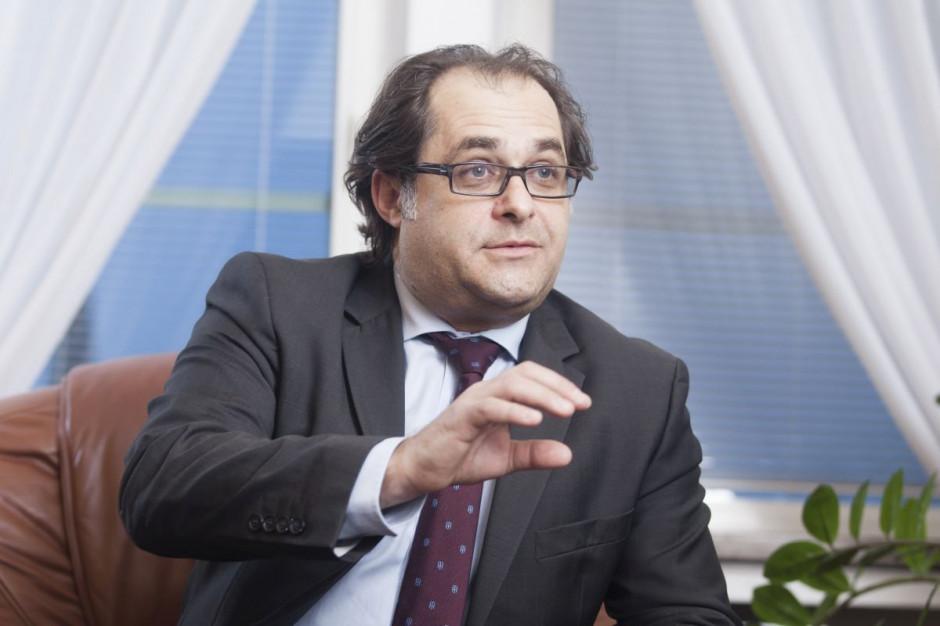 Marek Gróbarczyk: Woda jest ważniejsza niż emisje