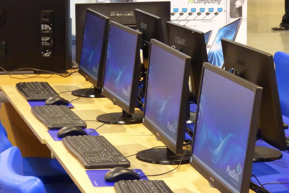 Nowe technologie w edukacji. Konferencje w Ostrołęce, Policach, Białej Podlaskiej i Białymstoku