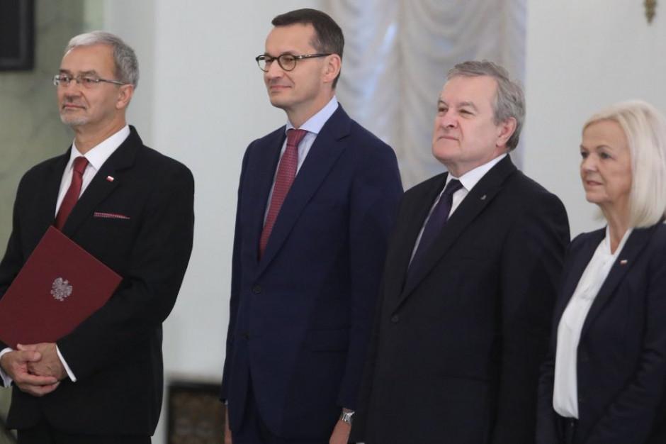 Nowy minister finansów. Samorządy liczą na Jerzego Kwiecińskiego
