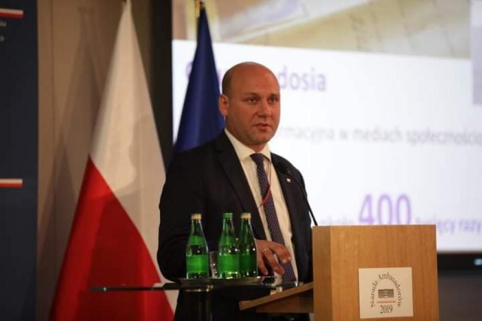 PiS apeluje do prezydenta Poznania, by zakończył udział w kampanii wyborczej