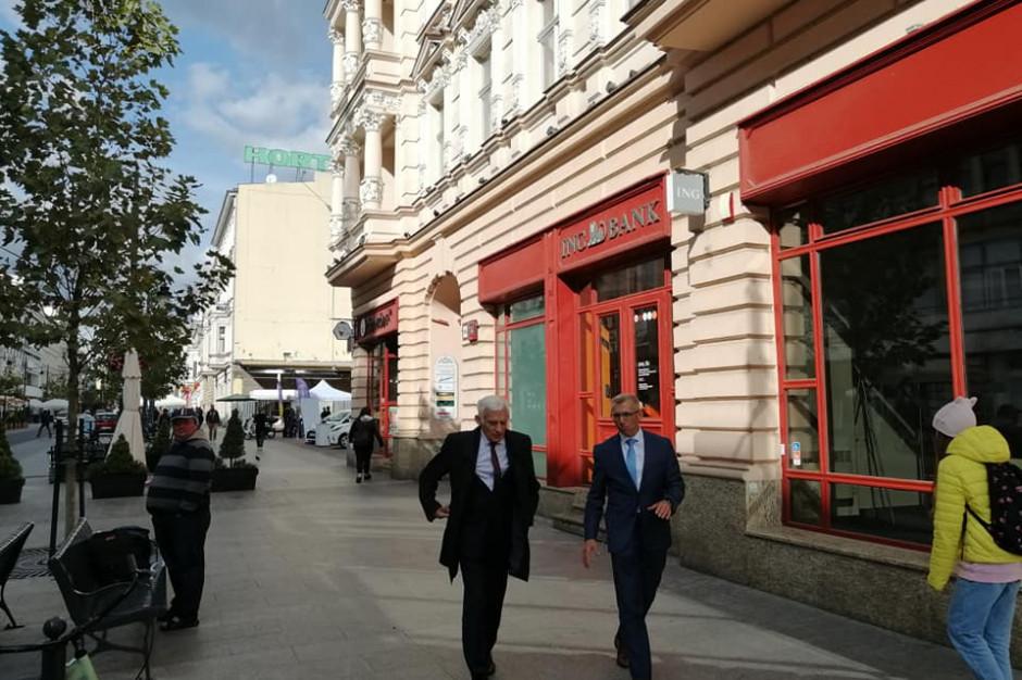 Były prezes NIK ma projekt ustawy o Łódzkiej Metropolii
