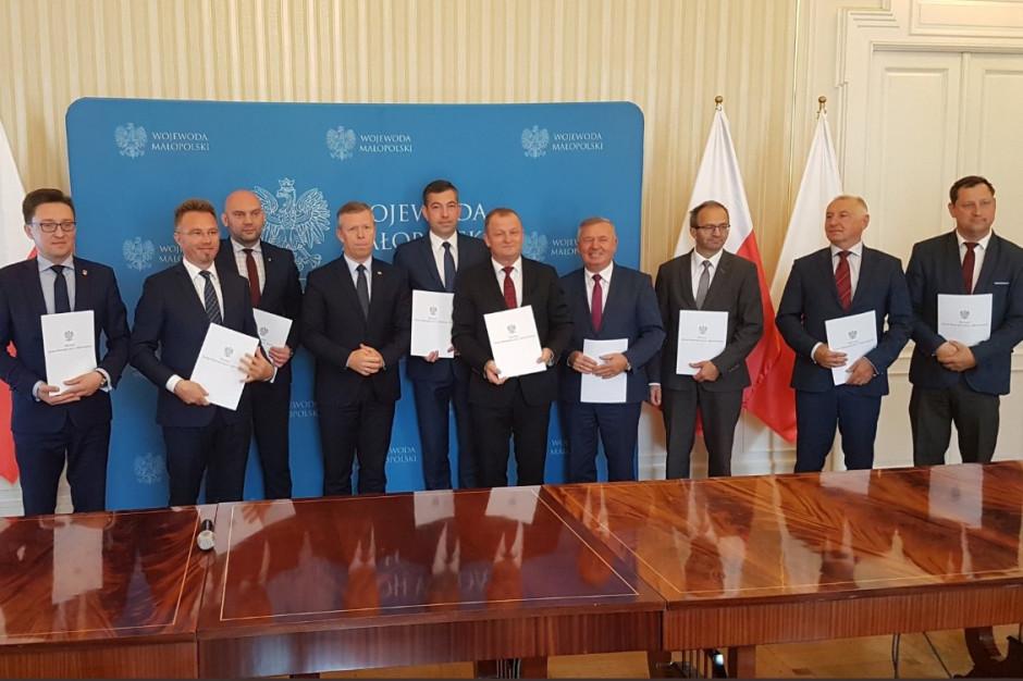 Blisko 12 mln zł dla 11 małopolskich samorządów na usuwanie skutków klęsk żywiołowych