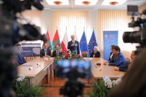 """W Stalowej Woli jedna z największych inwestycji w ramach programu """"Mosty dla regionów"""""""
