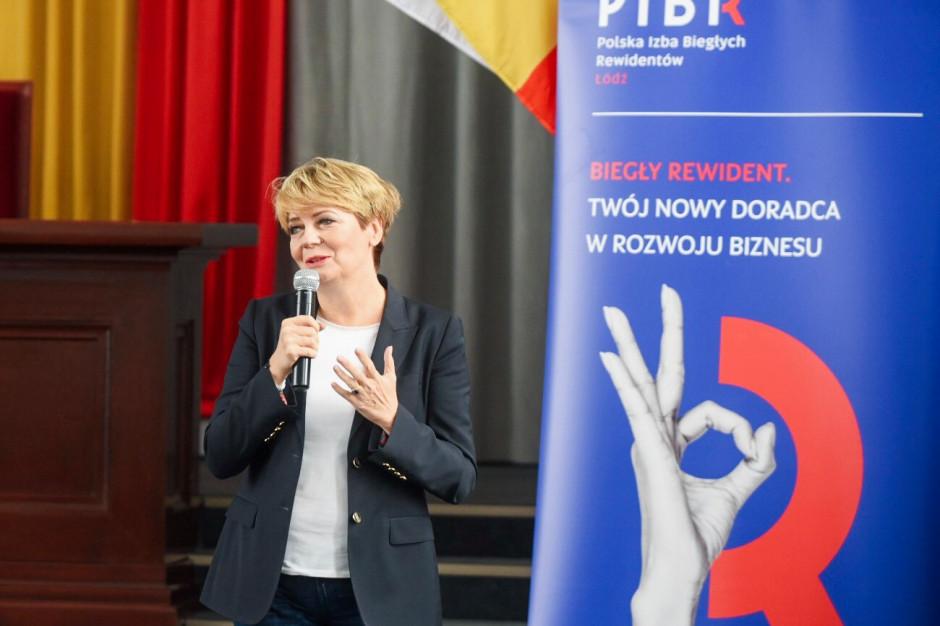 Prezydent Łodzi poparła kandydata Koalicji Obywatelskiej na senatora