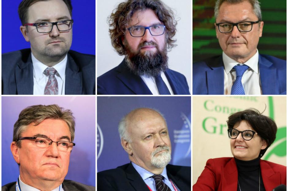 Przedstawiciele rządu, biznesu i samorządów na Forum Komunalnym w Warszawie