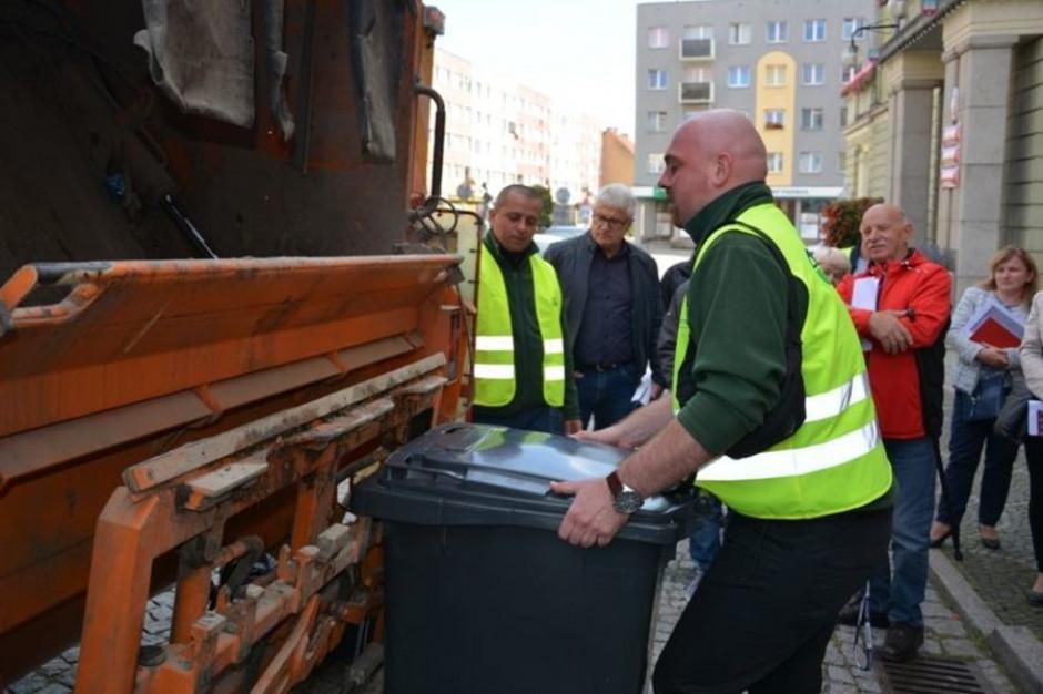 Strzegom chwali się skuteczną segregacją odpadów. Dzięki czipom