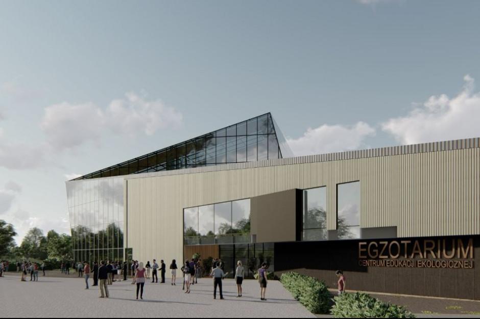 Centrum Edukacji Ekologicznej - Egzotarium - symbol Sosnowca zyska nowe życie