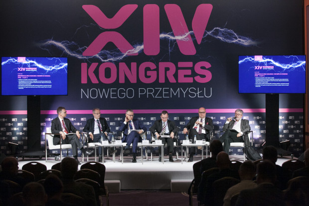 Kongres Nowego Przemysłu wraz z Forum Komunalnym odbędzie się w dniach 1-2 października w Warszawie w hotelu Sheraton (fot.PTWP)