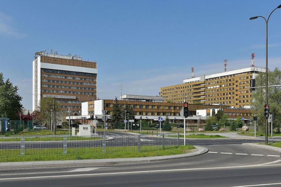 Kilkaset milionów na rewitalizację największego szpitala onkologicznego w Polsce