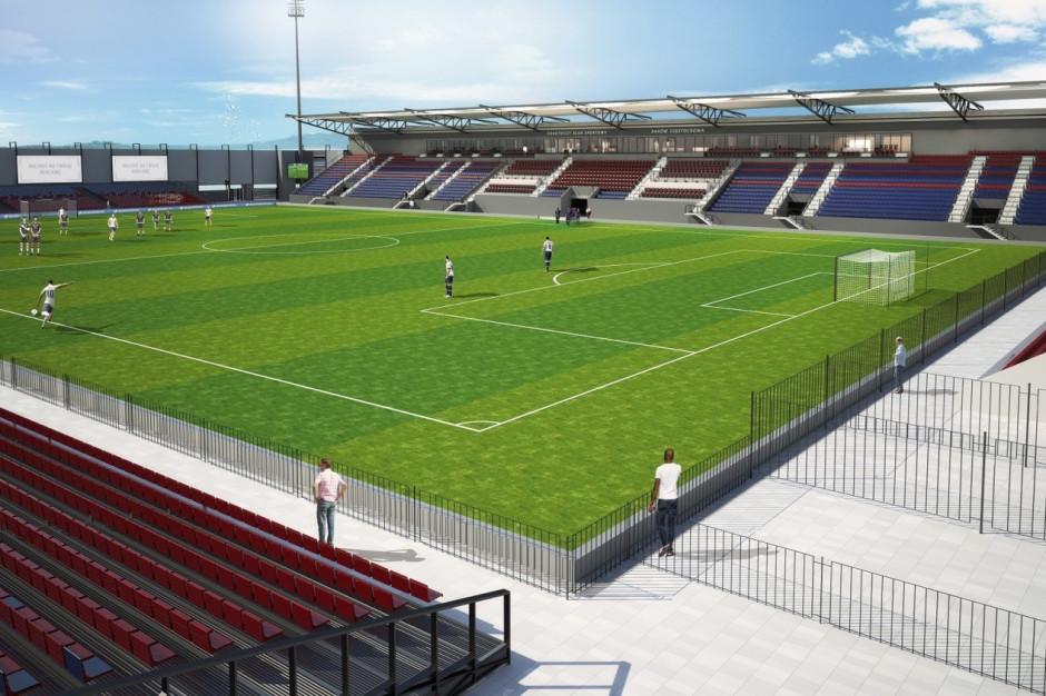 Do stadionów piłkarskich w Częstochowie i Radomiu trzeba dołożyć grube miliony