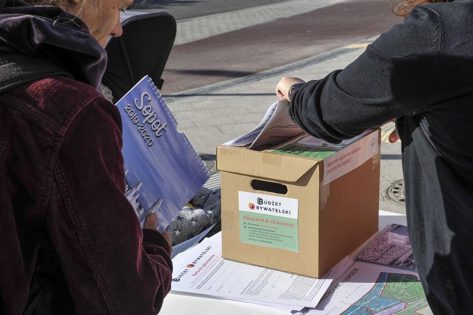 Znamy wyniki Budżetu Obywatelskiego w Sopocie