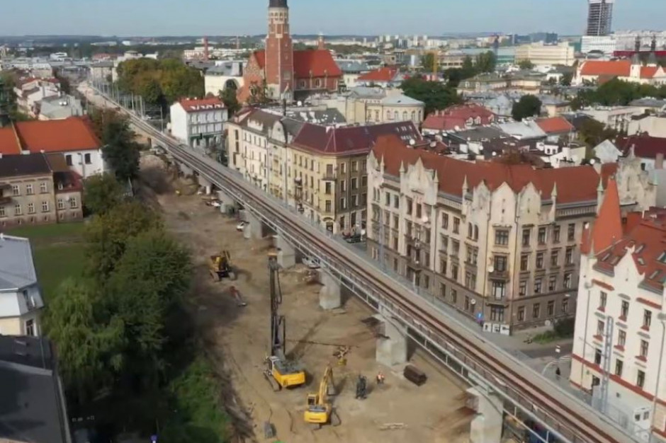 Co zrobić z przestrzenią pod estakadą kolejową? Miasto szuka rozwiązań