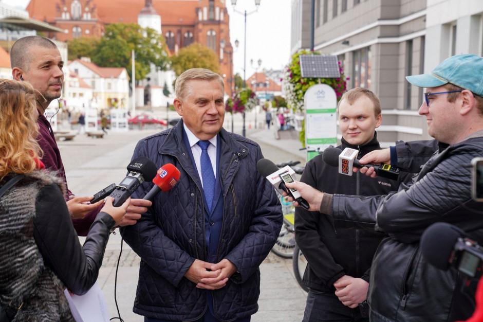 Białystok nie rezygnuje z rowerów miejskich. Rusza nowy przetarg