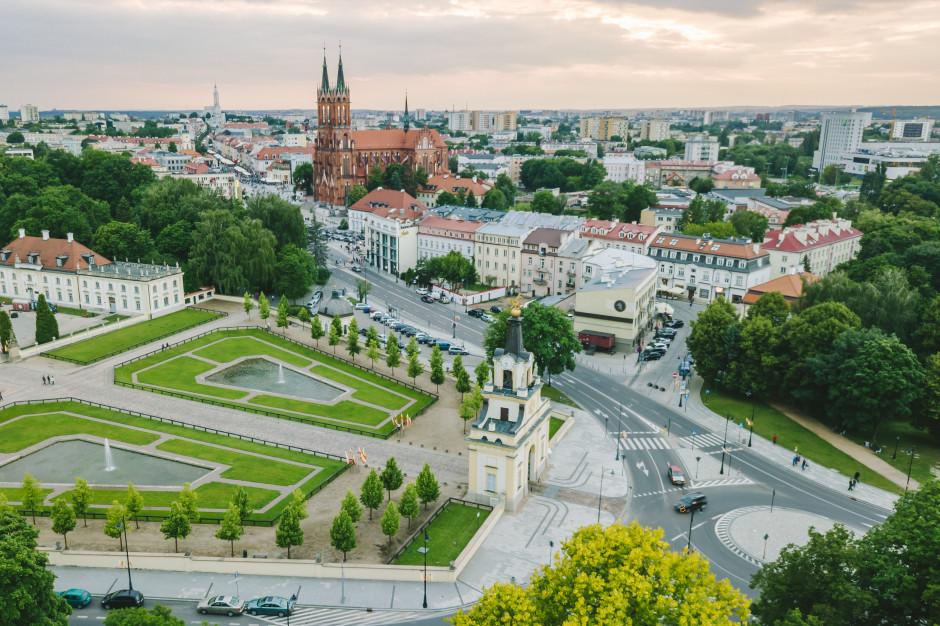 Wschodnia Polska chce zasypywać przepaść do średniej europejskiej