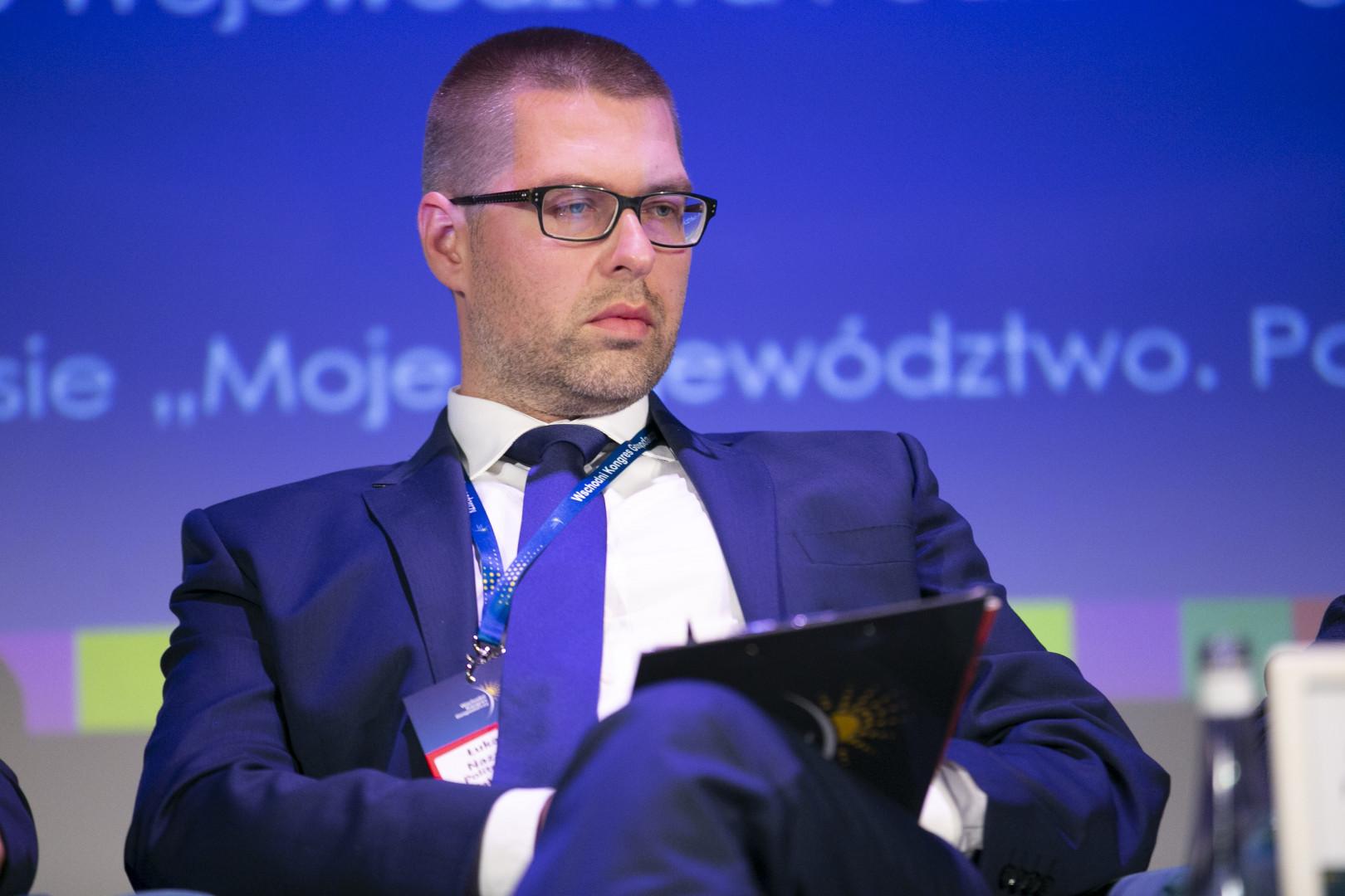 Łukasz Nazarko, fot. PTWP
