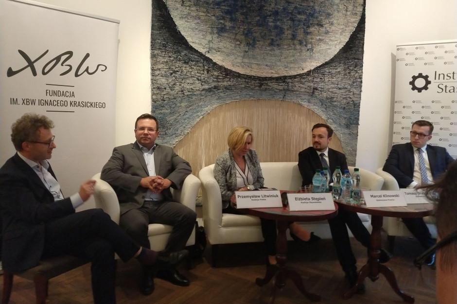 Jak wspierać regiony z Warszawy?