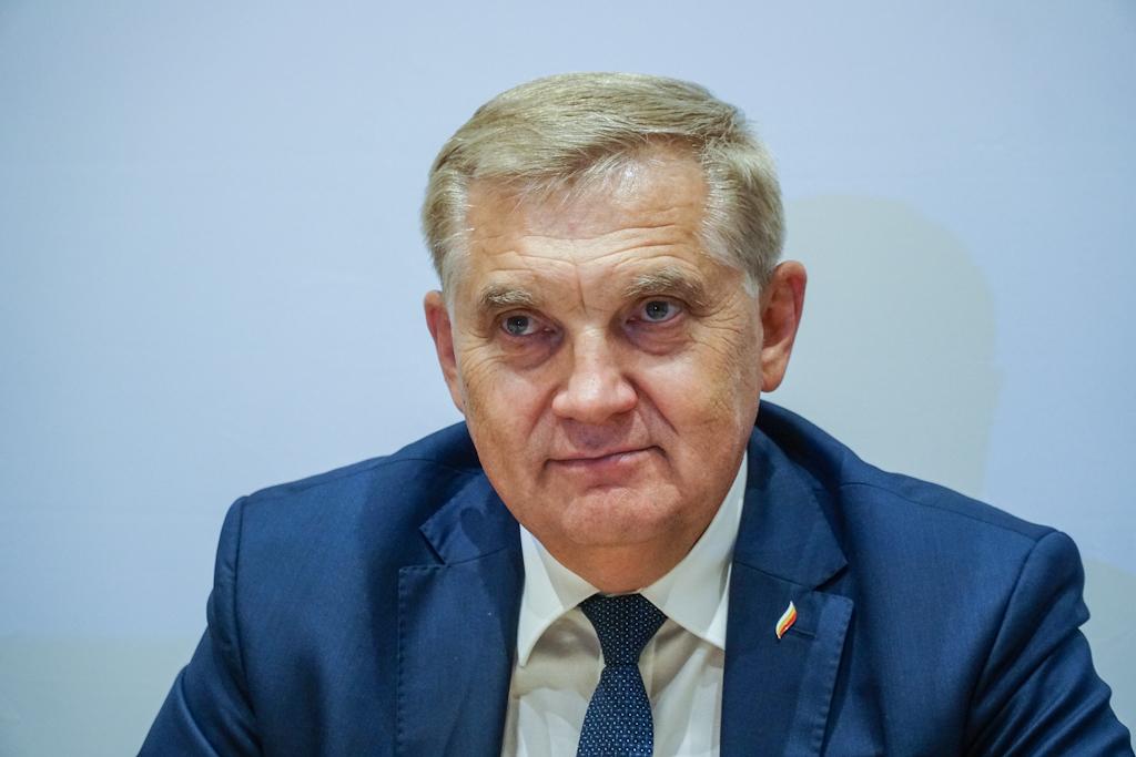 Tadeusz Truskolaski, fot. PTWP