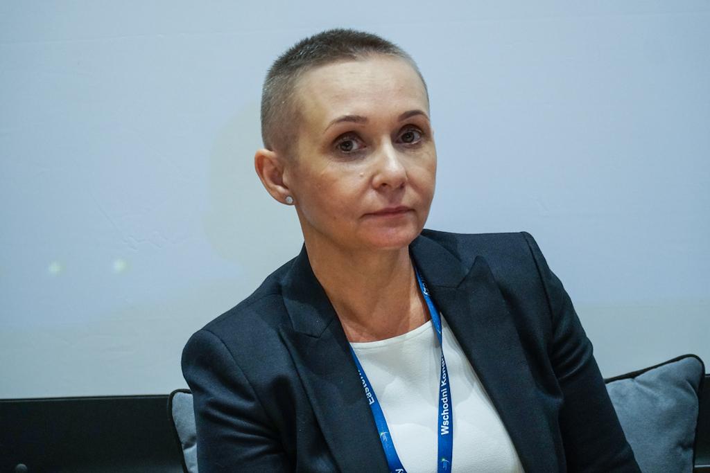 Anna Ledwożyw, fot. PTWP