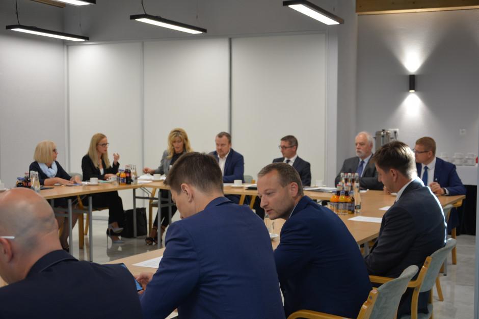Prezydenci śląskich miast dyskutowali o finansach JST