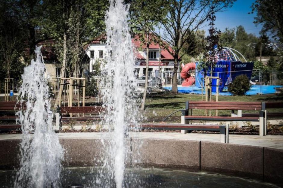 Szczecin usypia fontanny