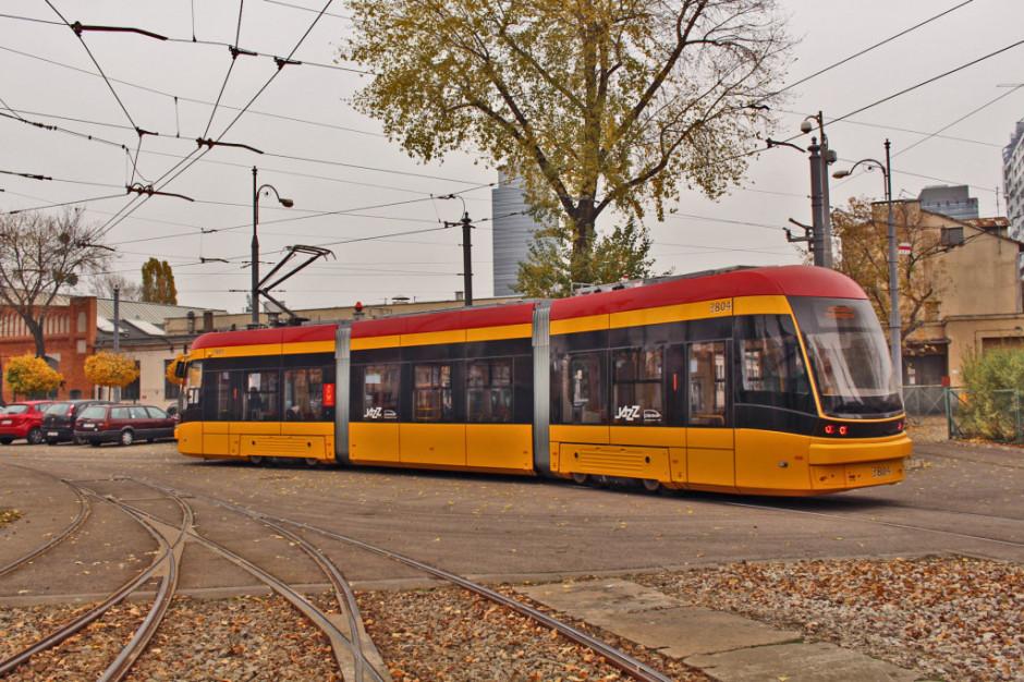 Warszawa: Nowe biletomaty w tramwajach