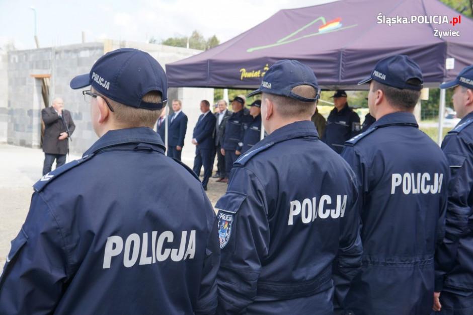 Wkrótce otwarcie nowego posterunku policji w Milówce