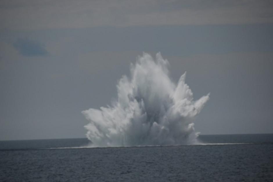 Neutralizacja niewybuchów z toru wodnego Szczecin-Świnoujście. Będą utrudnienia dla mieszkańców